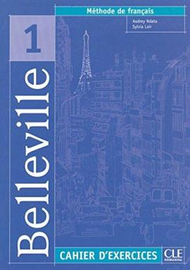Belleville 1 Cahier dexercices+audio CD (підручник+аудіодиск) - фото книги