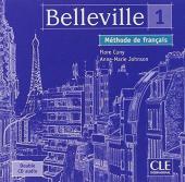 Belleville 1. CDs audio - фото обкладинки книги