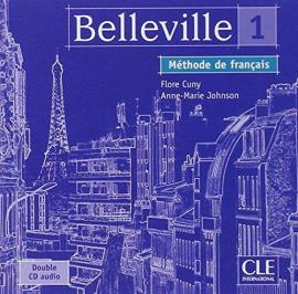 Belleville 1. CDs audio - фото книги