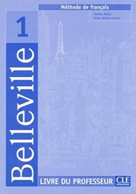 Belleville 1. Guide pedagogique - фото книги