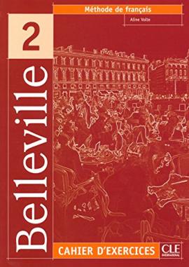 Belleville 2 Cahier dexercices+ audio CD (підручник+аудіодиск) - фото книги