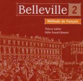 Belleville 2. CDs audio - фото обкладинки книги
