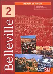 Belleville 2 Livre de Leleve (підручник) - фото обкладинки книги
