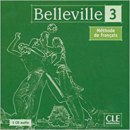 Belleville 3. CD audio - фото книги