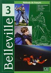 Belleville 3. Livre de L'eleve - фото обкладинки книги