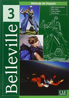 Belleville 3. Livre de L'eleve - фото книги