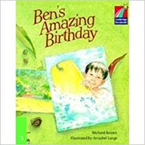 Підручник Ben's Amazing Birthday ELT Edition