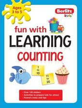 Berlitz Fun With Learning: Counting (3-5 Years) - фото обкладинки книги