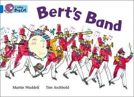 Bert's Band. Workbook - фото книги