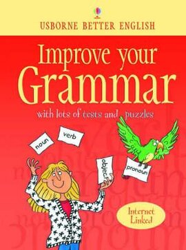 Better English: Improve Your Grammar - фото книги