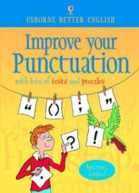 Better English: Improve Your Punctuation - фото книги