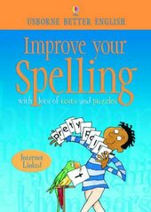 Better English: Improve Your Spelling - фото обкладинки книги