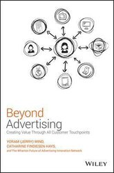 Beyond Advertising : Creating Value Through All Customer Touchpoints - фото обкладинки книги