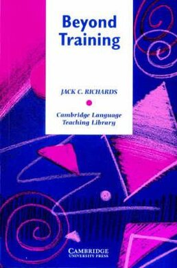 Beyond Training: Perspectives on Language Teacher Education - фото книги