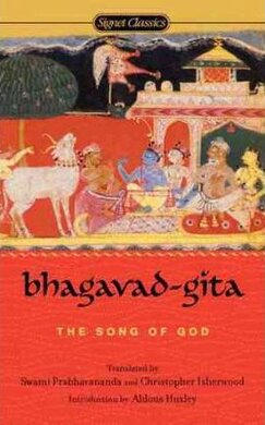 Bhagavad-Gita: The Song of God - фото книги
