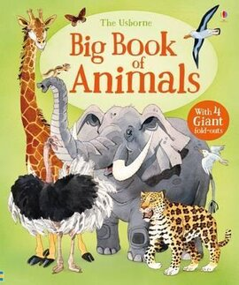 Big Book Of Big Animals - фото книги
