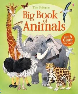 Big Book Of Big Animals - фото книги