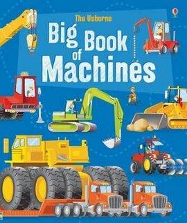 Big Book of Big Machines - фото книги