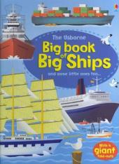 Big Book of Big Ships - фото обкладинки книги