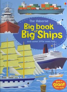 Книга Big Book of Big Ships