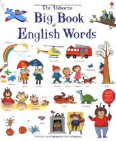 Big Book of English Words - фото обкладинки книги