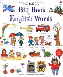 Big Book of English Words - фото книги