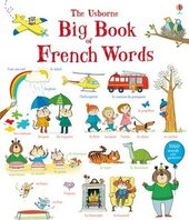 Big Book of French Words - фото обкладинки книги
