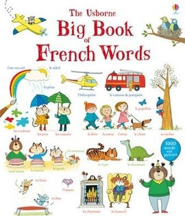 Big Book of French Words - фото книги
