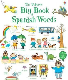 Big Book of Spanish Words - фото книги