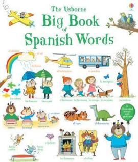 Книга Big Book of Spanish Words
