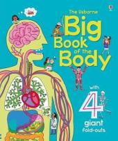 Big Book of The Body - фото обкладинки книги