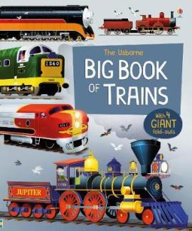 Big Book of Trains - фото книги