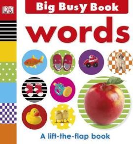 Big Busy Book. Words - фото книги