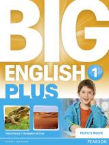 Посібник Big English Level 1 Plus Students Book (підручник)