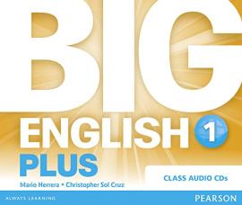 Big English Plus Level 1 CD's (аудіодиск) - фото книги
