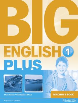 Big English Plus Level 1 Teacher's Book (книга вчителя) - фото книги