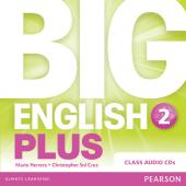 Big English Plus Level 2 CD's (аудіодиск) - фото обкладинки книги