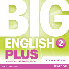 Big English Plus Level 2 CD's (аудіодиск) - фото книги