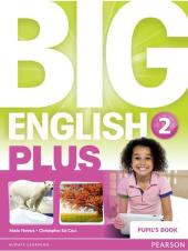 Big English Plus Level 2 Student's Book (підручник) - фото обкладинки книги