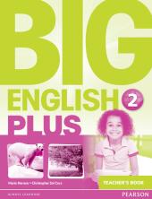 Big English Plus Level 2 Teacher's Book (книга вчителя) - фото обкладинки книги