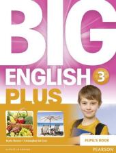 Big English Plus Level 3 Student's Book (підручник) - фото обкладинки книги