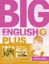 Big English Plus Level 3 Teacher's Book (книга вчителя) - фото обкладинки книги
