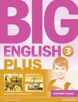 Big English Plus Level 3 Teacher's Book (книга вчителя) - фото книги