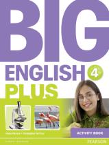 Робочий зошит Big English Plus Level 4 Workbook