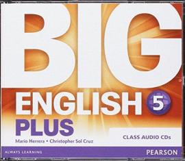 Big English Plus Level 5 CD's (аудіодиск) - фото книги