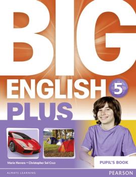 Big English Plus Level 5 Student's Book (підручник) - фото книги