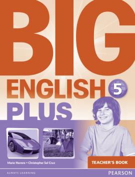 Big English Plus Level 5 Teacher's Book (книга вчителя) - фото книги