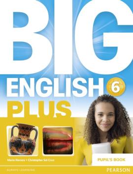Big English Plus Level 6 Student's Book (підручник) - фото книги