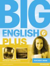 Big English Plus Level 6 Teacher's Book (книга вчителя) - фото обкладинки книги