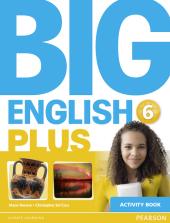 Big English Plus Level 6 Workbook - фото обкладинки книги